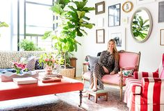 Kate Schelter's Home on One Kings Lane - The Neo-Trad