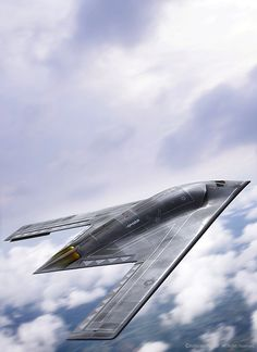 Futuristic, Next Gen Bombers - kollected [Future Vehicles: http://futuristicnews.com/category/future-transportation/]
