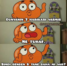 Gumball and Darwin Komik Sahneler Meaningful Sentences, Good Sentences, Funny Cartoons, Funny Comics, Merida, Scream Meme, Best Memes Ever, Wattpad, World Of Gumball