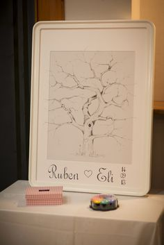 Fingerprint Tree / Arbol de huellas
