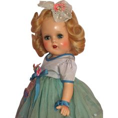 "1930's R&B 13"" Composition Nancy Doll"