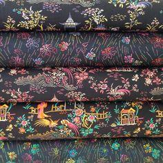 Liberty Fabric Tana Lawn AW15 5 Fat Quarters Selection 912 - Alice Caroline - Liberty fabric, patterns, kits and more - Liberty of London fabric online