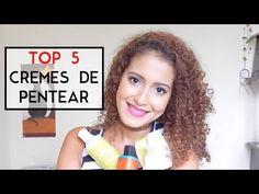 Melhores Cremes de Pentear Baratinhos (No e Low Poo) | Mari Morena - YouTube
