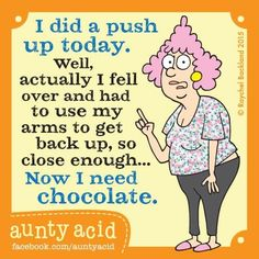 Ged Backland's random and witty thoughts on everyday life as told by Aunty Acid and her husband Walt in this Web comic Aunty Acid, Funny Cartoons, Funny Jokes, Funny Minion, Hilarious, Senior Humor, Acid Rock, Walmart Funny, Minions Quotes