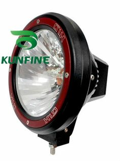 32.76$  Watch more here  - 12V/55W 9 INCH HID Driving Light HID Offroad Spot/Flood Beam Light for SUV Jeep Truck ATV HID XENON Fog Lights