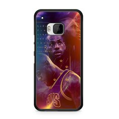 Cleveland Cavaliers Lebron James For HTC ONE M9