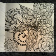 My Zendoodle 365-project, day 72 by Nadik on deviantART