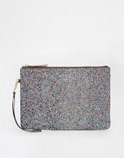 ALDO Glitter Wrislet Clutch Bag Consumerism, Saved Items, Classy And Fabulous, Coco Chanel, Aldo, Clutch Bag, Fashion Online, Glitter, Bags