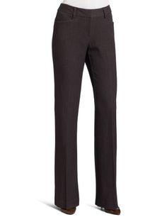 Rafaella Women's Curvy Fit Pant
