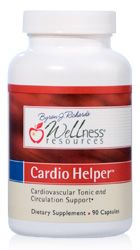Cardio Helper™ contains resveratrol, grape seed extract, hawthorn berry and horse chestnut. Best supplement to improve circulation, reduce fluid retention, and strengthen the heart.