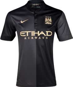 Manchester City Nike 2013/14 Away Kits