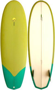 Kookbox DT Twin Surfboard