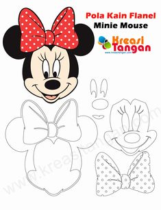 Mickey Mouse Coloring Pages . 27 Best Of Mickey Mouse Coloring Pages . Free Printable Mickey Mouse Coloring Pages for Kids Baby Mickey Mouse, Mickey Mouse 1st Birthday, Minnie Mouse Party, Minnie Mouse Template, Mickey Party, Minnie Mouse Coloring Pages, Valentine Coloring Pages, Mouse Crafts, Felt Crafts