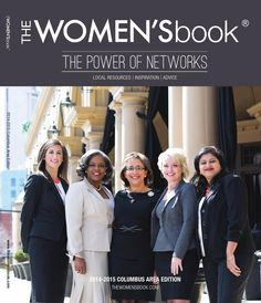 Look who's on the cover-- our president! Purba Majumder was featured in the 2014-2015 Columbus Area Edition of The Women's Book for her work with the Columbus-based non-profit, Women for Economic and Leadership Development. Find out more about her and the organization on page 45. #Columbus #women #leadership #TheWomensBook #tech