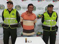 Noticias de Cúcuta: En Chinácota fue capturado un hombre con una grana...