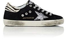 Women's Superstar Suede Sneakers