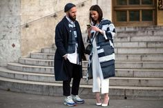 The+Latest+Street+Style+Photos+From+Paris+Fashion+Week+via+@WhoWhatWear