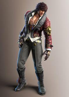 Miguel Caballero Rojo from Tekken 7: Fated Retribution