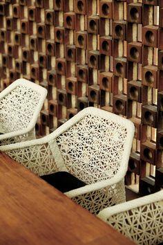 sillón comedor maia · patricia urquiola · kettal.es