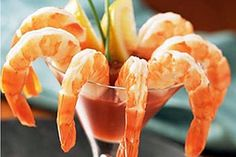 shrimp cocktail food-and-drinks