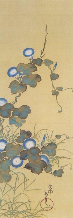 千葉市美術館で「光琳を慕う―中村芳中」を観た!の画像 | とんとん・にっき