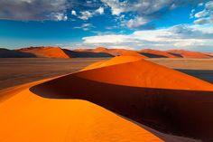 Ce photographe a parcouru le magnifique désert de Namibie pour vous rapporter des clichés saisissants