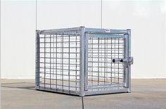 Heavy Duty Indestructible Escape-Proof Steel Dog Crate – Heavy Duty Pet Crates #dogcrate #indestructible #unescapable