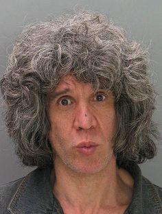 big hair Funny Mugshots, Bad Mugshots, Worst Mugshot, Stupid Criminals, mug shots, bizarre, crazy, lol, best mugshots, what were you thinking, worst tattoos, awkward family photos, wtf,