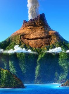 Lava: Pixar's volcanic love story / Will play before Insideout