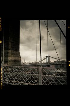 NEW YORK by Julien Coquentin, via Behance