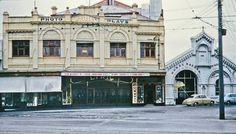 Photo taken in Theatre closed in and two years later the building was destroyed by fire when it was derelict. Movie Theater, Old Pictures, Melbourne, Past, Australia, Fire, Theatres, Mansions, House Styles