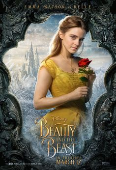 Beauty and the Beast new poster - Emma Watson