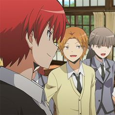 - Assassination Classroom -