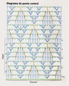 Este pull gris luce un diagrama calado en la parte central y las mangas. Además, lleva bordados multicolores.       MATERIALES:   Lana semi...