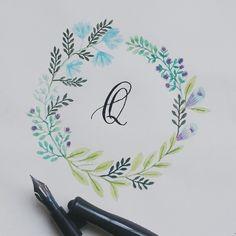 Grafikas » Calli Alphabet