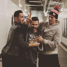 Tomas Tatar, Tomas Jurco and Brendan Smith Brendan Smith, Detroit Red Wings, Ice Hockey, Face Claims, Couple Photos, Boys, Instagram Posts, Cute, Fan
