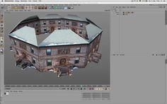 Cinema 4D - Photo based modeling Tutorial in Best of C4D Tutorials. on Vimeo