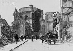 Earthquake Damage in Messina - 1908    #TuscanyAgriturismoGiratola
