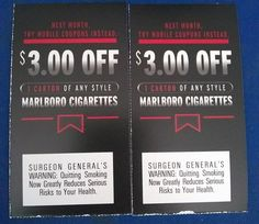 bailey cigarettes coupons