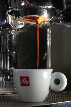 Ooooooh che voglia di caffè ....