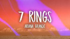 Ariana Grande - 7 Rings (Lyrics) - YouTube