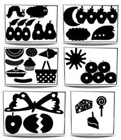 It's Playtime - Recreação em Inglês: The very hungry caterpillar - SHADOW STORY