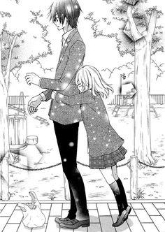 Hiyokoi #hiyokoi #mangacap