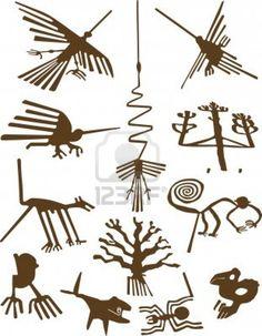 Nazca Lines Stock Photo - 1629049