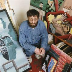 La cuenta regresiva del arte esquizofrénico de Bryan Charnley -¿Quién define las pautas de la salud mental? ¿Hasta qué punto la cordura se convierte en locura?...