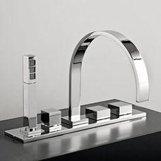 Collezione di rubinetteria Dream, Signorini Rubinetterie - gruppo vasca - #luxurytaps #taps #rubinetterie #rubinetti #signorini #Bathroom #arredo_bagno