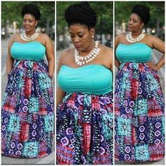 African Print in Fashion Plus size fashion ~African Prints, African women dresses, African fashion styles, african clothing African Inspired Fashion, African Fashion, African Style, African Attire, African Dress, Curvy Girl Fashion, Plus Size Fashion, Ethno Style, 2016 Fashion Trends
