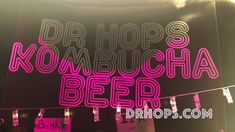 Experience Dr Hops Kombucha Beer at Twisted Tasting in #SantaCruz CA from BHmedia.co #drhops #twistedtasting #kombuchabeer