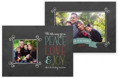 Holiday card templates from @Jamie Schultz