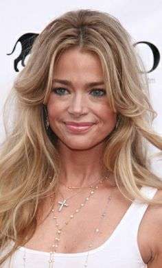 denise richards hair VOLUME!